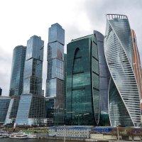 Москва-сити :: Yuriy V