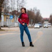 Люда :: Александр Фёдоров