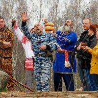 Верь своим богам ! (Молитва Сварогу (1) ) :: Александр Запылёнов