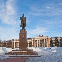 Ленин в Новокуйбышевске. Самарская область :: MILAV V