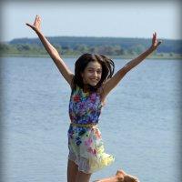 Прыжок :: Римма Закирова