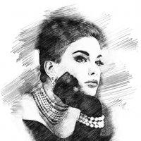 Женский портрет :: Виктор К Доние