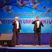 Пасхальный концерт ансамбля СОРОКА 7 :: Константин Жирнов