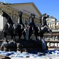 Пора красить коней :: Александр Савицкий (san05)