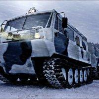 Арктический сталкер... :: Кай-8 (Ярослав) Забелин