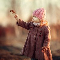 Детство :: Ольга Лебедева