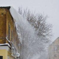 Зима накануне мая! :: Андрей Синицын