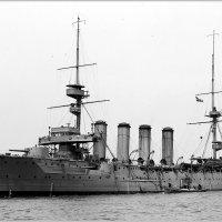 """Armoured cruiser """"HMS Argyll"""", circa 1907. :: Александр"""