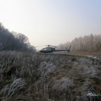 Морозное утро перед рыбалкой :: Михаил Сипатов