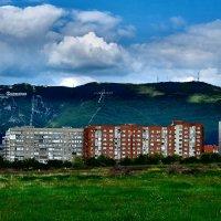 Последние (пока) строения :: Валерий Дворников