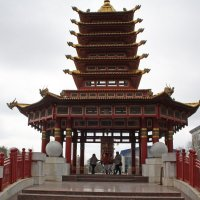 Пагода :: Анжелика Cадчикова