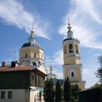 Храм святого Илии в Серпухове :: Лира Цафф