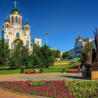 Храм на крови, Екатеринбург :: vladimir Bormotov