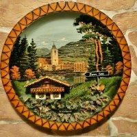 Традиционная Баварская картинка... :: backareva.irina Бакарева