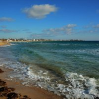 Конец ноября на Черном море :: Ольга (crim41evp)
