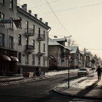 Город и свет. :: Андрий Майковский