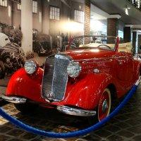 Mercedes-Benz 170 :: Павел WoodHobby