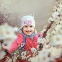 весна пришла :: Анна Скиргика