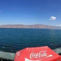 """Панорама-""""Озеро Севан"""". :: Mila ."""
