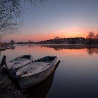 Спящие лодки :: Fuseboy
