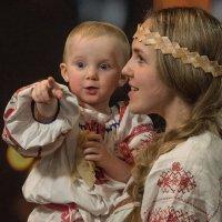 Мам, смотри! :: Yury Mironov