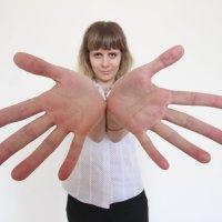 ах вы руки мои загребущие.. :: Александр ***