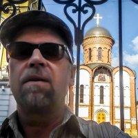 Храм Иверской Иконы Божьей Матери :: Сергей Янович Микк