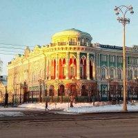 Екатеринбург. Дом Севастьянова :: Лана Коробейникова