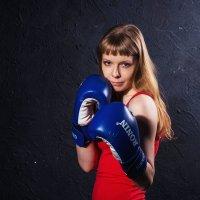 Здорово, когда у тебя есть хобби, от которого горят глаза :: Алина Меркурьева