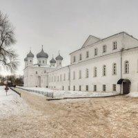 Свято-Юрьев мужской монастырь :: Константин