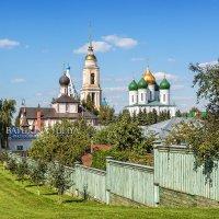 Летний Кремль в Коломне :: Юлия Батурина