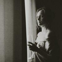 у окна :: Тася Тыжфотографиня