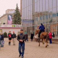 На улице города . :: Мила Бовкун