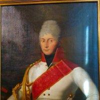 Портрет графа П.А. Шувалова, 1796 - 1797 гг. :: Татьяна Котельникова
