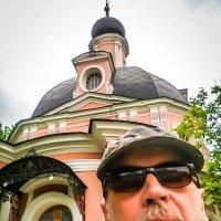 Храм Святой Великомученицы Екатерины на Всполье :: Сергей Янович Микк