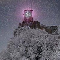 Крепость в Сан-Марино :: Александр Бойченко