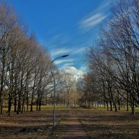Весна в Парке Авиаторов... :: Sergey Gordoff