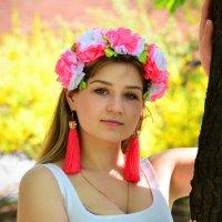 Девушка-Весна :: Татьяна Евдокимова