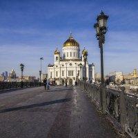 Храм Христа Спасителя :: Петр Беляков