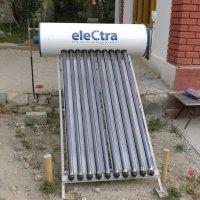 Солнечная водонагревательная установка :: Evgeni Pa