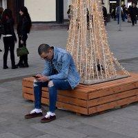 На Лубянской площади :: dindin