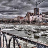 Ледоход :: Дмитрий Иванцов