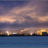 Окраина города :: Валентин Кузьмин