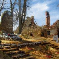 Памятник погибшим в годы Первой мировой войны :: Сергей Карачин
