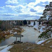 Река Чусовая :: Сергей Карачин