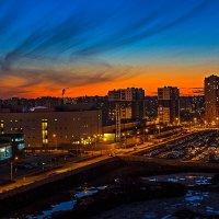 Вечерний город :: Александр Трухин
