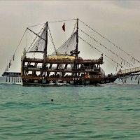 "Пиратская шхуна-""Баба-А""... :: Sergey Gordoff"
