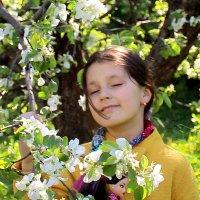Юная Весна! :: Жанна