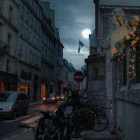 Ночь накануне... :: alteragen Абанин Г.