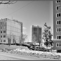 ГОРОД/ЧАСТИЦА. :: Юрий Ефимов
